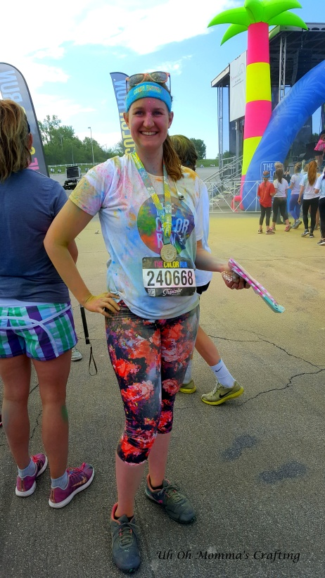 Color Run 2016 - End Stage 2