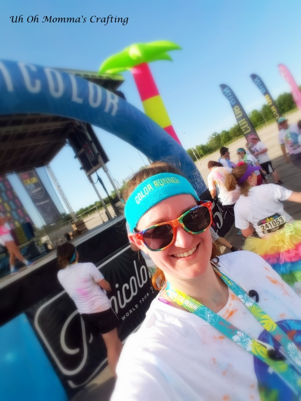 Color Run 2016 - End Stage