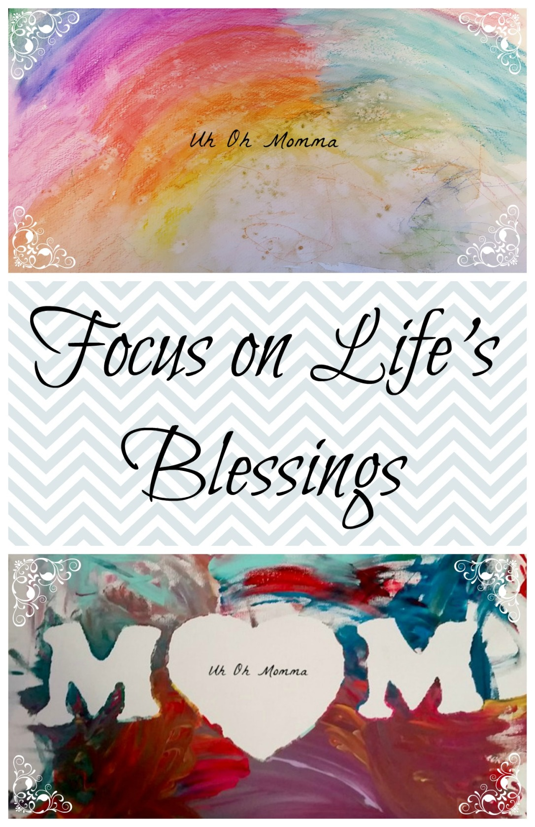 Lifes Blessings Collage